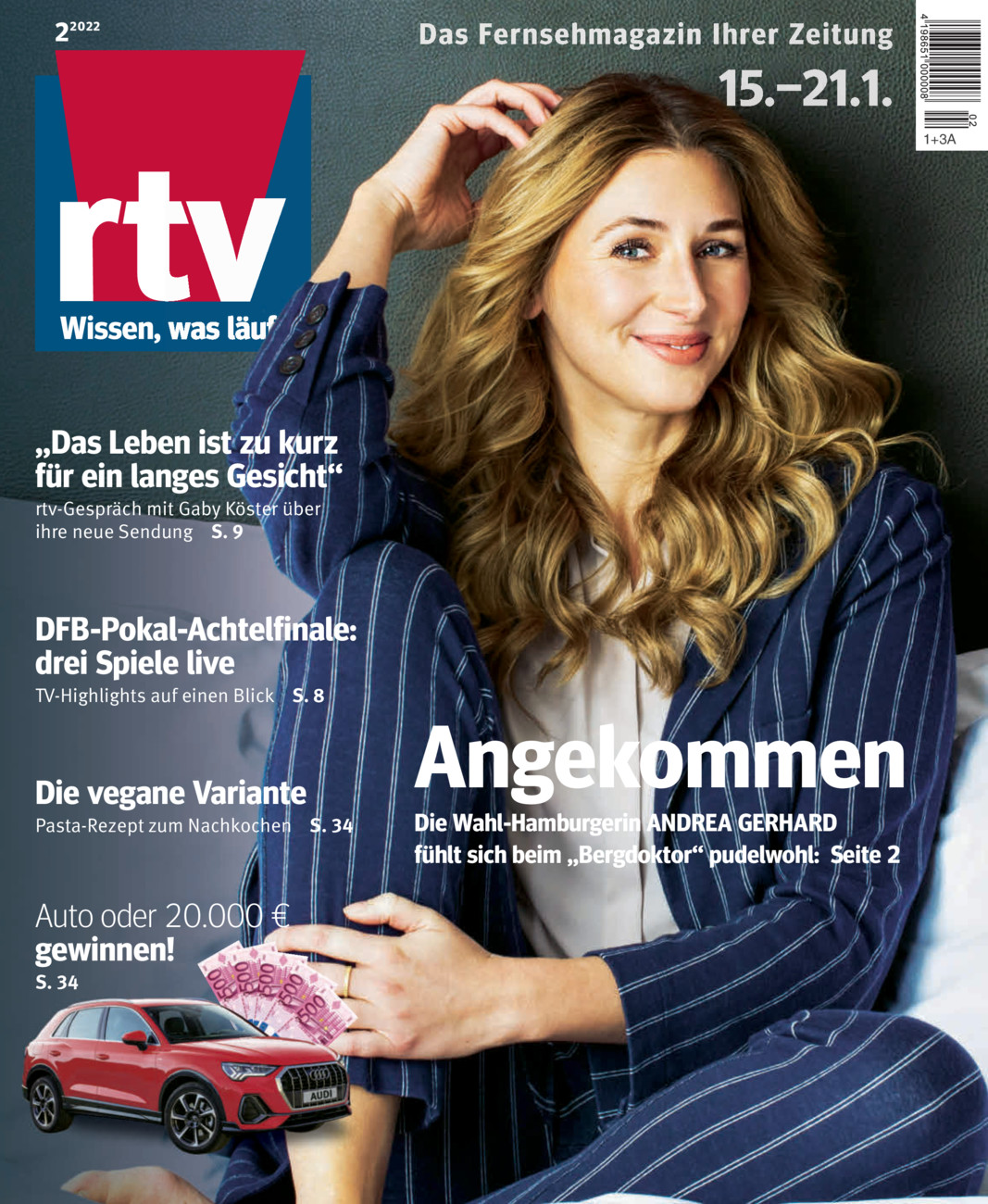 RTV Magazin vom Samstag, 16.01.2021