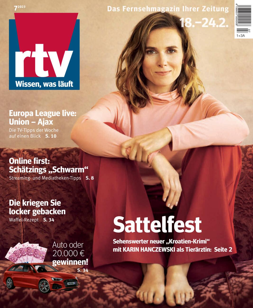 RTV Magazin vom Freitag, 14.02.2020
