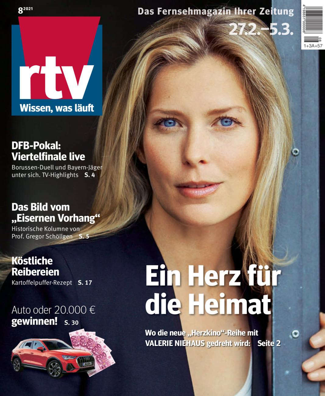 RTV Magazin vom Freitag, 21.02.2020