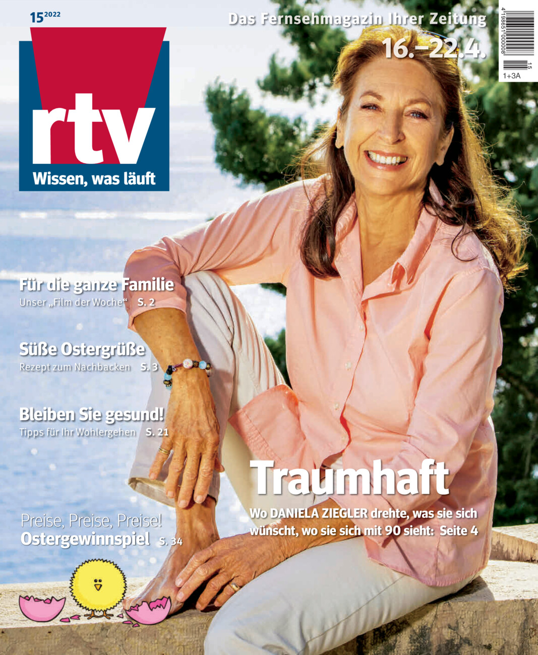 RTV Magazin vom Samstag, 17.04.2021