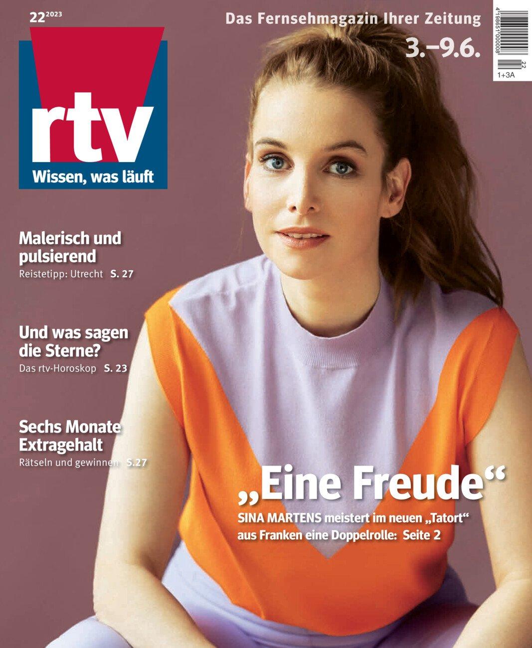 RTV Magazin vom Samstag, 30.05.2020
