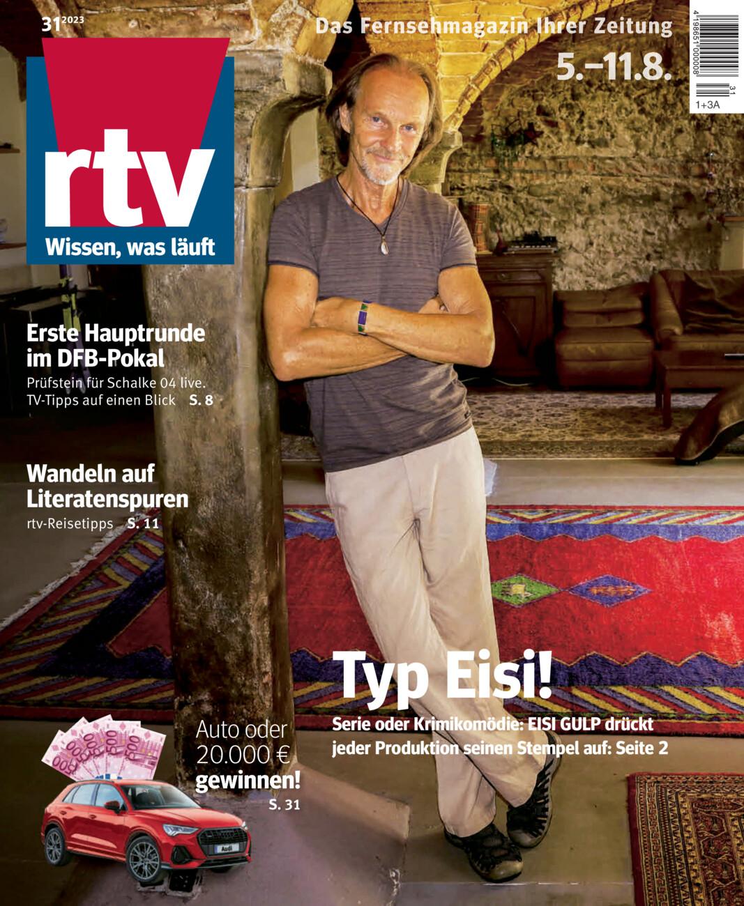 RTV Magazin vom Samstag, 01.08.2020