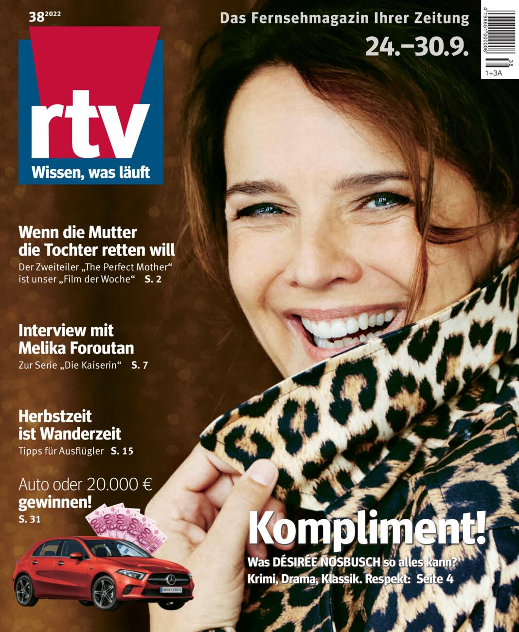 RTV Magazin vom Samstag, 19.09.2020