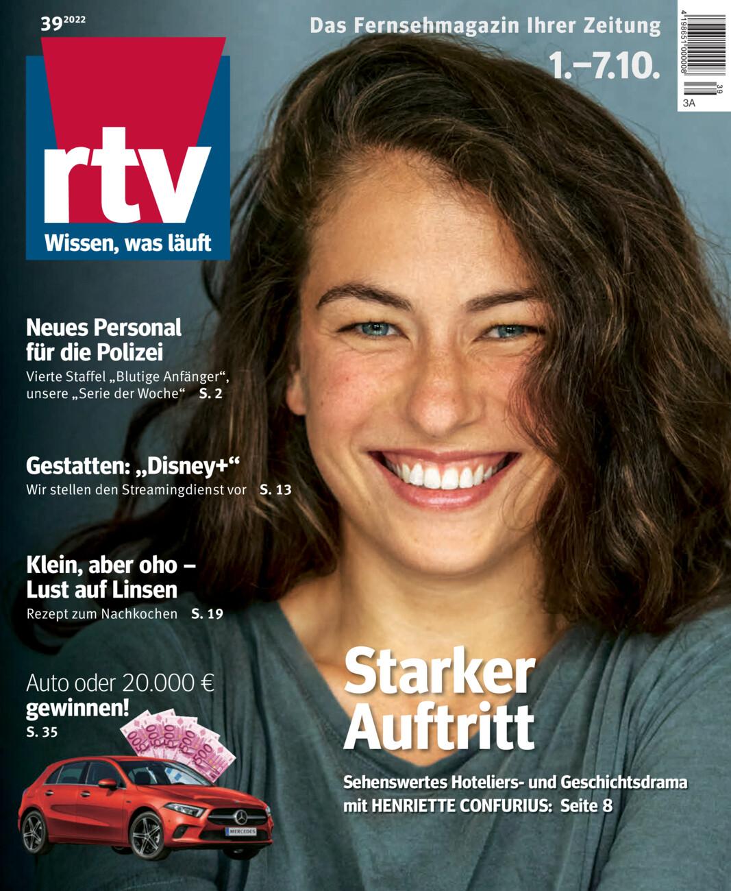 RTV Magazin vom Samstag, 26.09.2020