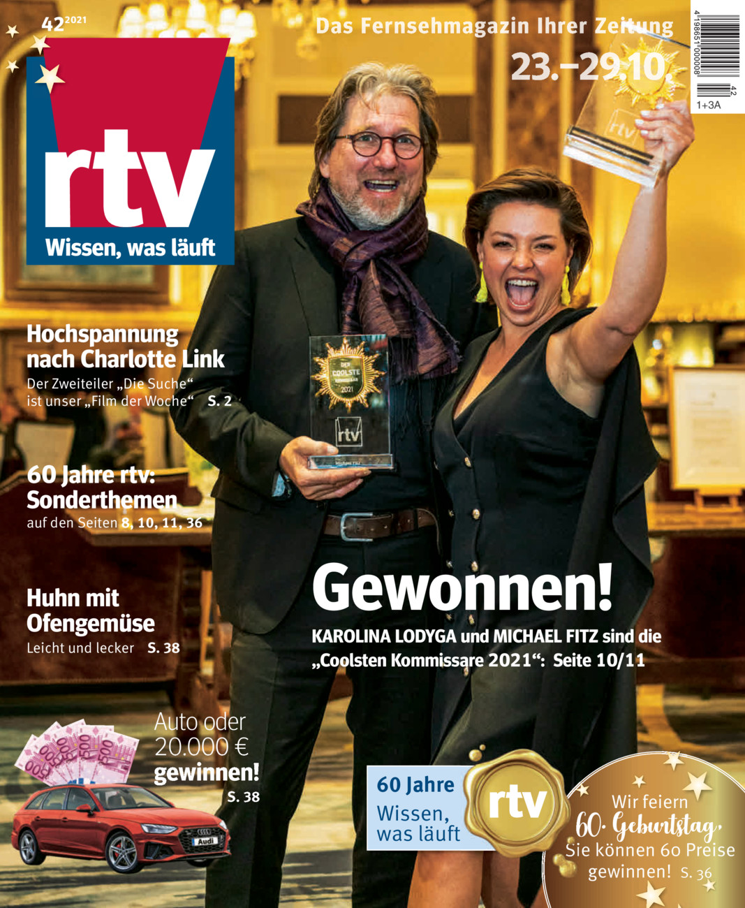RTV Magazin vom Samstag, 17.10.2020