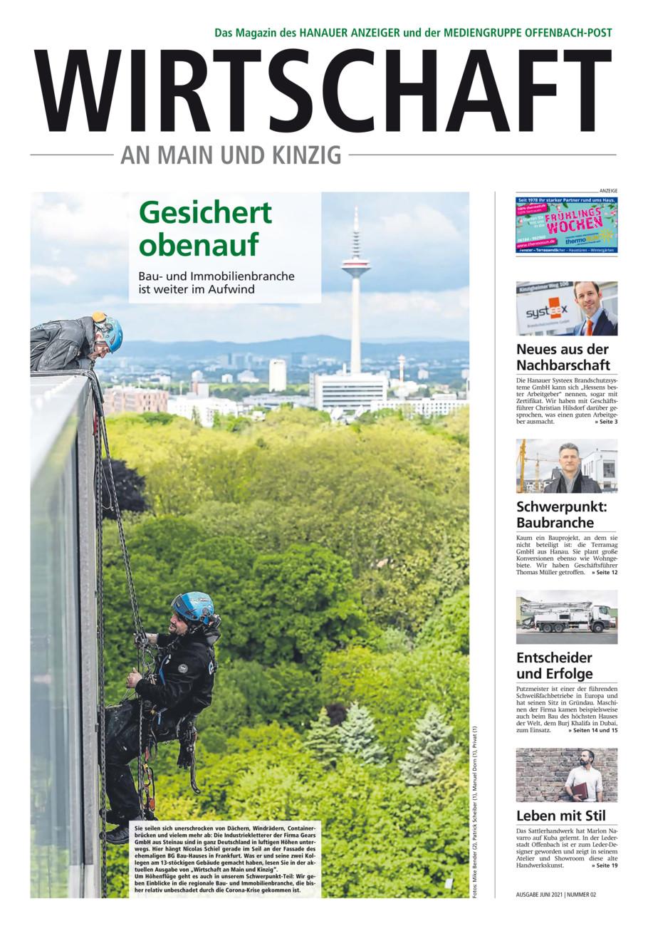 Wirtschaft an Main und Kinzig vom Donnerstag, 24.06.2021
