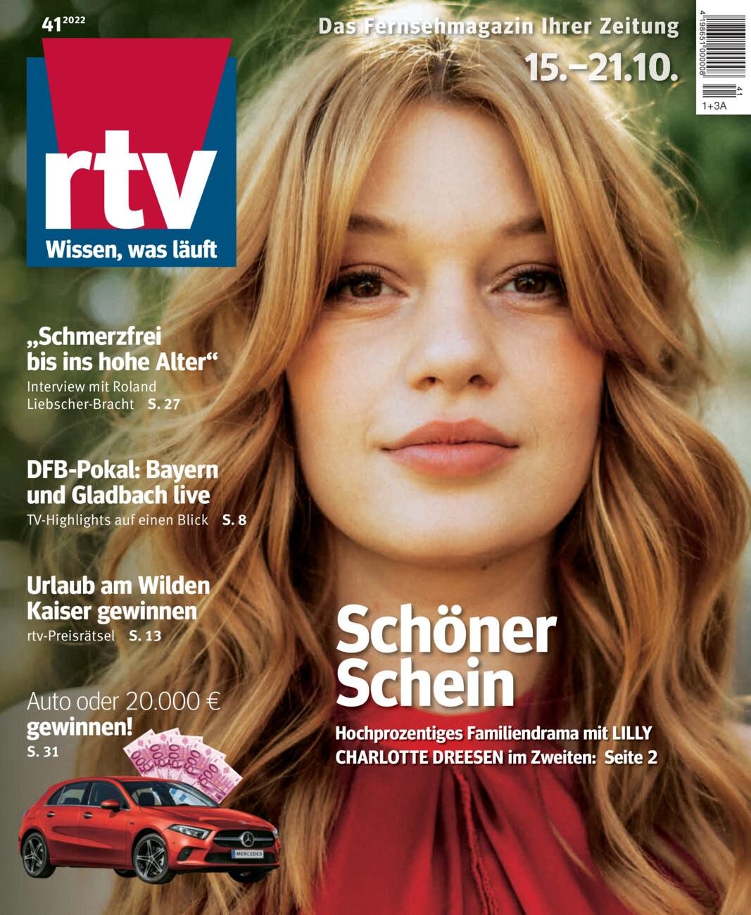 RTV Magazin vom Samstag, 16.10.2021