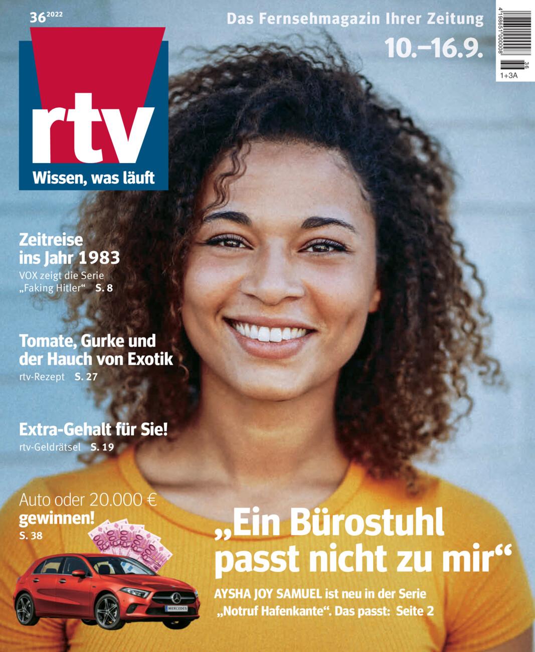 RTV Magazin vom Samstag, 11.09.2021