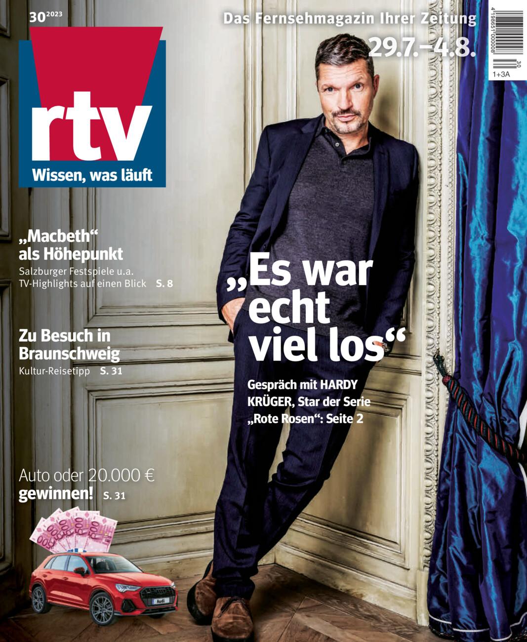 RTV Magazin vom Samstag, 31.07.2021